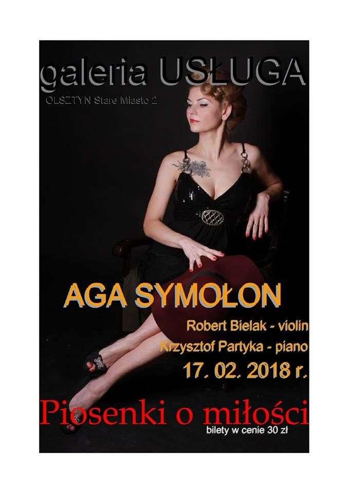 Recital Agi Symołon - full image