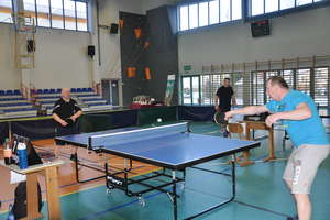 Gminny Turniej Tenisa Stołowego o Puchar Wójta Gminy Bartoszyce