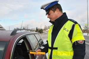Sprawdzali kierowców na obecność alkoholu i narkotyków