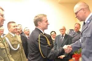 Komendant węgorzewskiej policji pożegnał się z mundurem