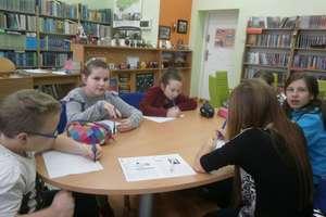 Tydzień Kultury Języka w Szkole Podstawowej nr 2 w Działdowie