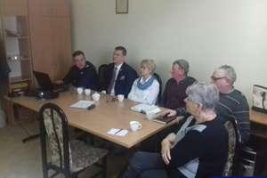 Gminna Komisja Bezpieczeństwa i Porządku Publicznego w Iłowie-Osadzie