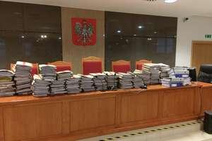 Do sądu w Olsztynie wpłynął wniosek o uchylenie postanowienia nakazującego przedstawienie list poparcia do nowej KRS