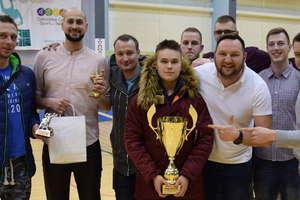 Winners trzeci raz z kolei siatkarskim mistrzem Ostródy
