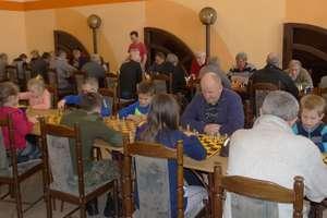 Turnieje szachowe oficjalnie rozpoczęte