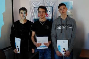 Udany start uczniów Budowlanki w zawodach programistycznych