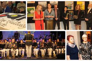 Wernisaż przyjaciół i koncert orkiestry OSP Nadarzyn. Trzeci dzień obchodów 60-lecia Bartoszyckiego Domu Kultury [ZDJĘCIA, FILMY]