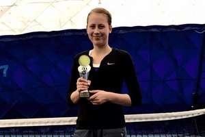 Pola Wygonowska w półfinale Bavarian Junior Championships