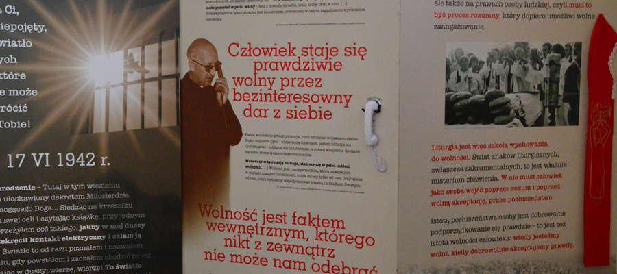 Wystawa o ks. Franciszku Blachnickim