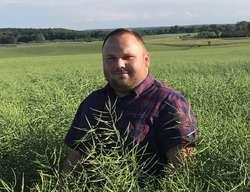 Armand Bruno Szara, rolnik, właściciel AgriVision i BIG-AGRO.pl