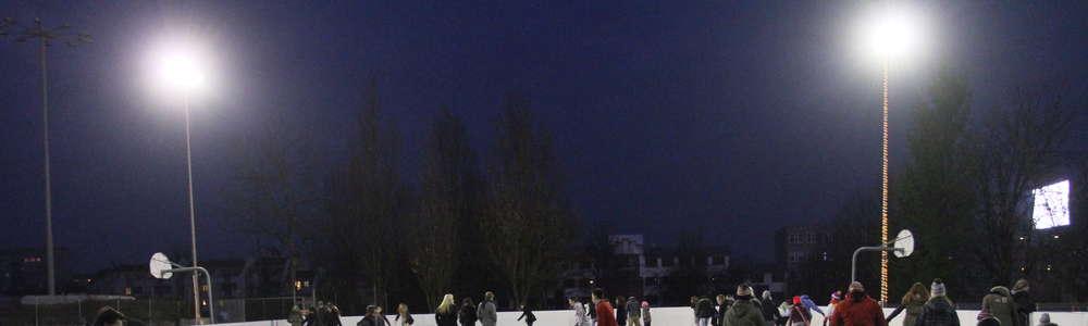 Święta na sportowo? Olsztyński OSiR w okresie świąteczno-noworocznym zaprasza m.in. na basen i na lodowisko