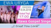 Ewa Uryga zaśpiewa w Iławie 8 kwietnia z iławskim zespołem Iława Gospel Singers!