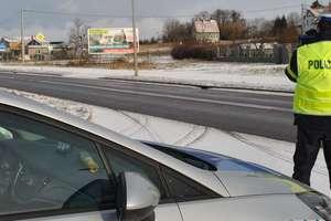 105 km/h w terenie zabudowanym. 25-latka straciła prawo jazdy