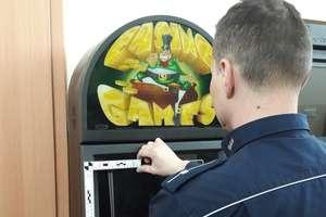 Policjanci zlikwidowali nielegalny salon gier