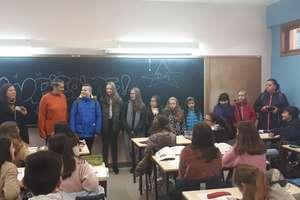 Marzec w Portugalii oczami uczestników wizyty partnerskiej z SP4
