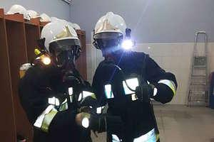 Strażacy ochotnicy ratują, pomagają i ćwiczą