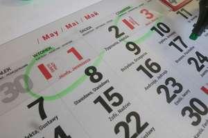 Kolejne dni wolne w kalendarzu?