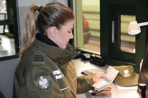 Funkcjonariusze Straży Granicznej zatrzymali poszukiwaną Rosjankę