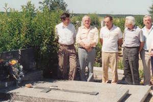 Edward Bojko wspomina Antoniego Gierszewskiego.  Był jego wiernym druhem