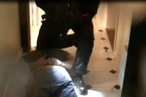 Funkcjonariusze zatrzymali uczestnika grupy przestępczej zarabiającej na nielegalnym obrocie paliwami [VIDEO]