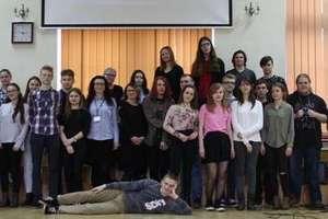 XII Powiatowy Konkurs Czytelniczy w Bażyniaku