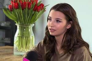 Julia Wieniawa: Patryk Vega był pierwszym reżyserem, który aż tak bardzo się mną zaopiekował