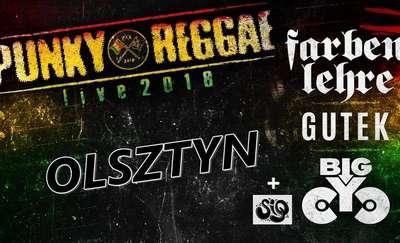 Punky Reggae live 2018 / Olsztyn - Nowy Andergrant