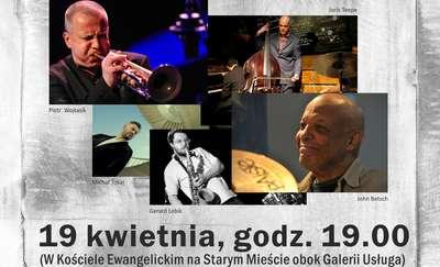 Piotr Wojtasik Quintet w Galerii Usługa w Olsztynie