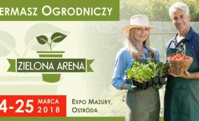 Twój Dom, Twój Ogród. Zielona Arena w Ostródzie