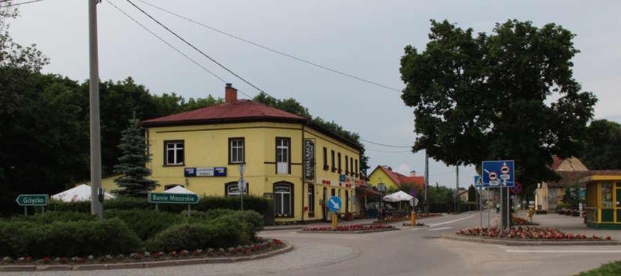 Ulica 22 Lipca w Kruklankach