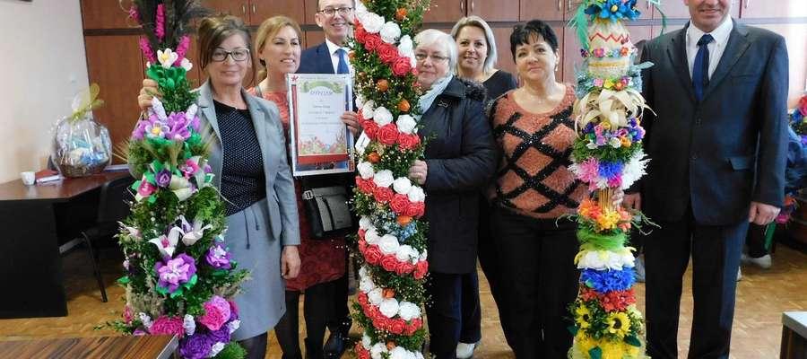 Konkurs na najpiękniejszą palmę w gminie Milejewo