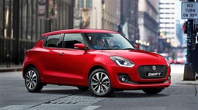 Suzuki własny pomysł na hybrydy - full image