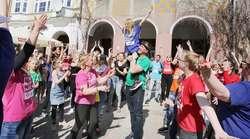 Olsztynianie wezmą udział w Tańcu Wielkanocnym po raz siódmy. Początek w niedzielę o godz. 13.30 na starówce