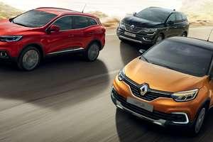Tydzień Crossoverów w Renault ALCAR - Francuska ofensywa ruszyła!!!