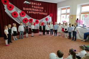 Przegląd Piosenki Żołnierskiej i Patriotycznej w przedszkolu nr 4
