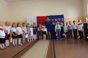 Majowe święta w szkole w Sokolicy
