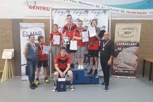Sukces reprezentacji SOSW na turnieju badmintona w Olecku