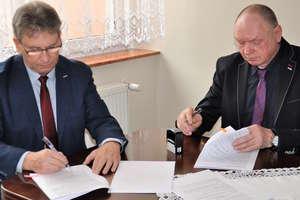 Umowa na ścieżkę Susz - Bronowo podpisana