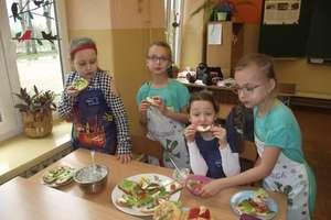 Zielone śniadanie w Szkole Podstawowej w Żydowie