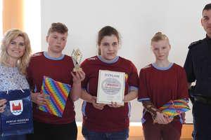Iława i Nidzica zajęły pierwsze miejsce w konkursie wiedzy o ruchu drogowym