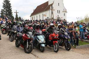 300 motocykli na otwarcie sezonu w Warpunach