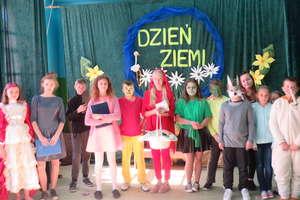 Dzień Ziemi w Szkole Podstawowej w Staświnach