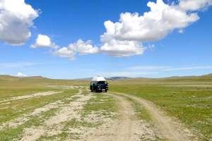 Przez Bajkał do... Mongolii. Niesamowita wyprawa Jerzego Zubelewicza
