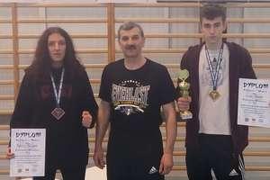 Sukces naszych kickboxerów