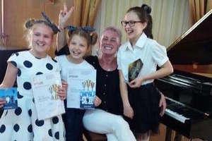 Sukcesy uczennic z iławskiej Szkoły Muzycznej