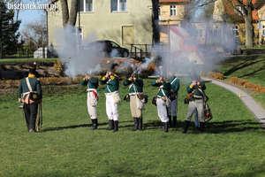 Carskie wojsko przybyło do Bisztynka