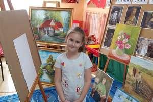 Światowy Dzień Sztuki w przedszkolu Misia Uszatka
