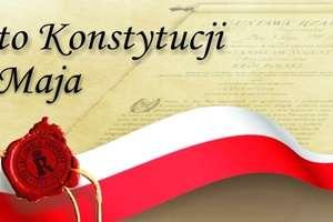 Uroczysta Akademia z okazji Święta Konstytucji 3 Maja