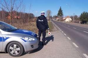 Zatrzymany w Brzoziu Lubawskim. Jechał 115 km/h