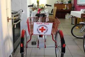 Przekazali dwa rowery rehabilitacyjne